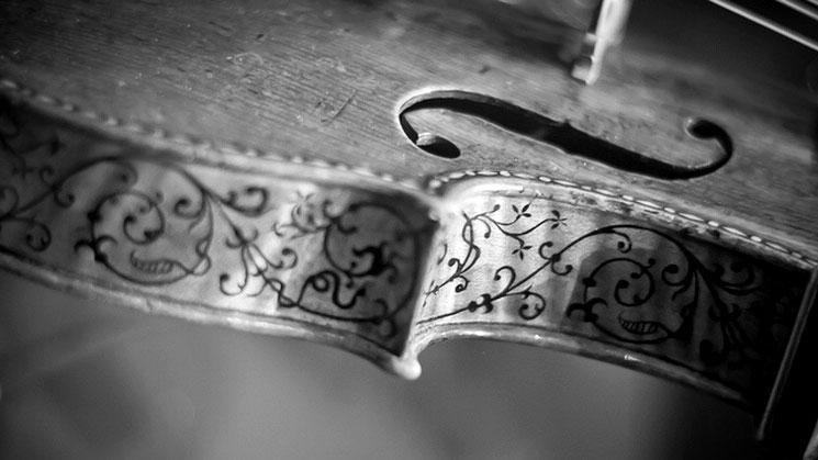 violin Stradivarius Oli Bull