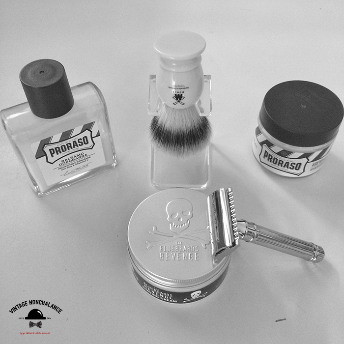 how to clean safety razor after shaving