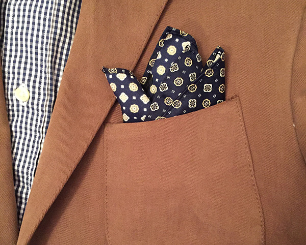 Crown fold - Vintage Nonchalance